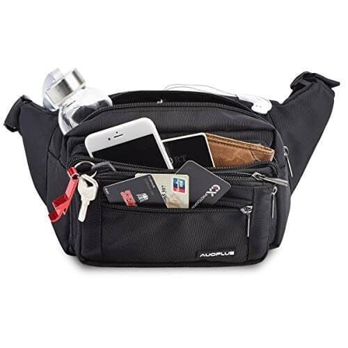 Waist bag, simpan barang-barang kecil dengan aman