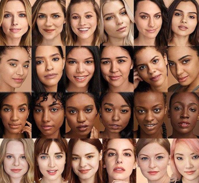 Fit Me!: Riasan dengan banyak pilihan warna sesuai warna kulit