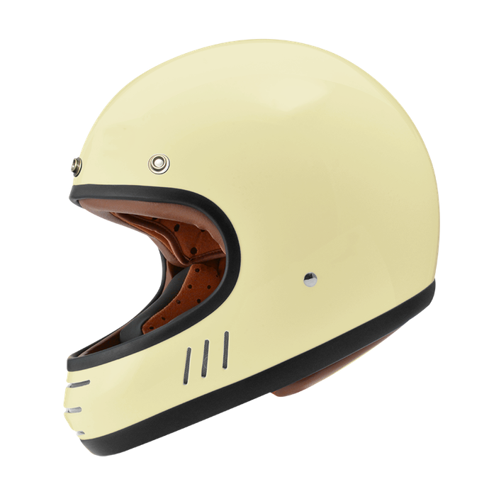 Zeus Helmets: Helm retro dengan beragam standar keamanan