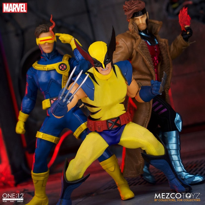 Ketahui ukuran action figure Marvel
