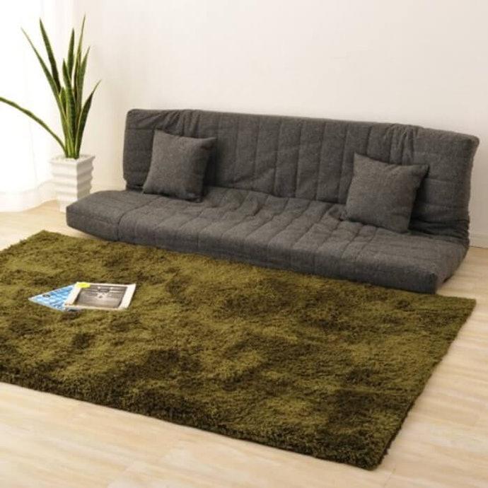 Sofa tiga seater, untuk Anda yang ingin berbaring