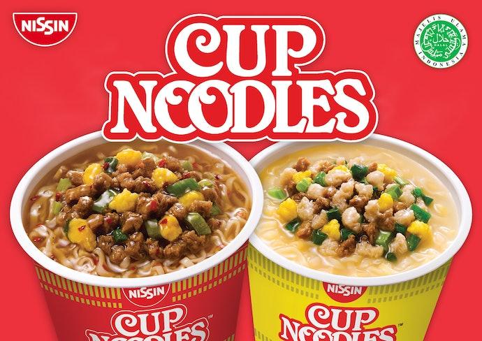 Cup Noodles Indonesia: Bersertifikat halal dari MUI