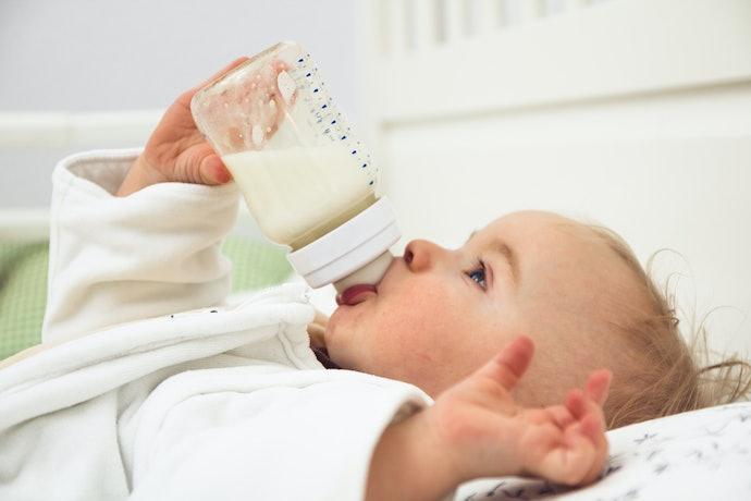Danstart, solusi untuk penuhi kebutuhan nutrisi bayi