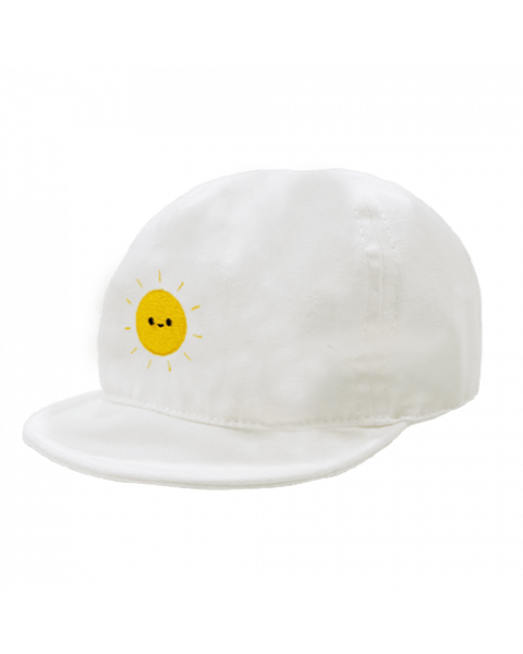 Topi cap, maksimal melindungi wajah dari sinar matahari