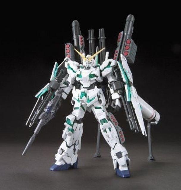 HG Gundam, ekonomis dan modelnya banyak!