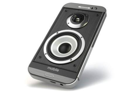 Periksa fungsi speaker di smartphone Anda