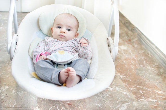 Kapan electric baby bouncer dapat digunakan?