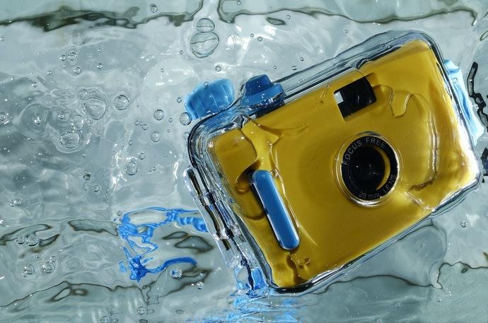 Pilih produk berdasarkan tingkat waterproof-nya
