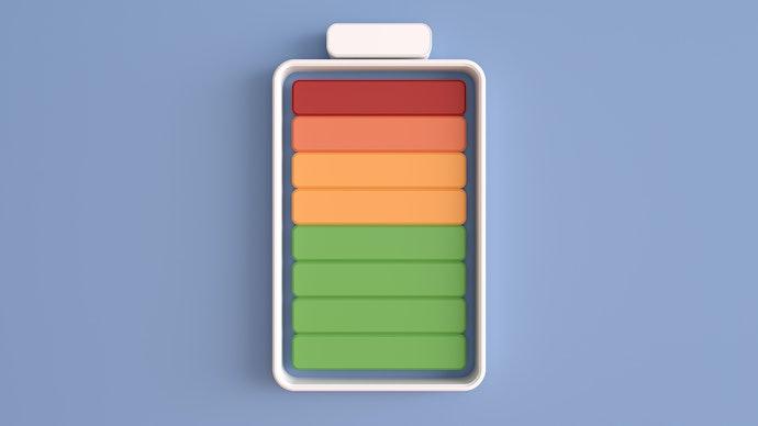 Baterai isi ulang, dapat digunakan dalam jangka panjang