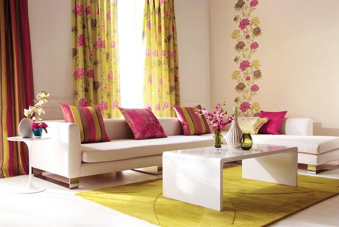 Sesuaikan warna dan jenisnya dengan interior ruangan