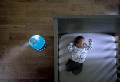Manfaat menggunakan humidifier untuk bayi