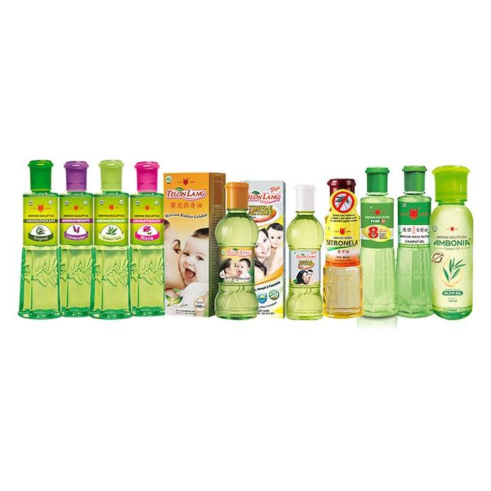Cari produk dengan aroma yang Anda sukai