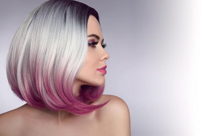 Antioksidan, merawat rambut yang diwarnai dan melindungi warna rambut