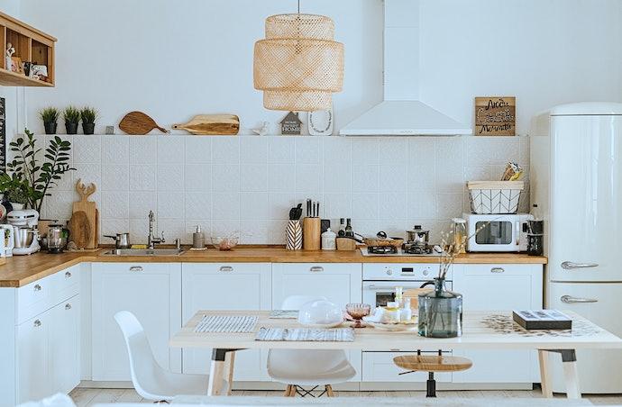Mengapa Anda harus memasang wallpaper dapur?