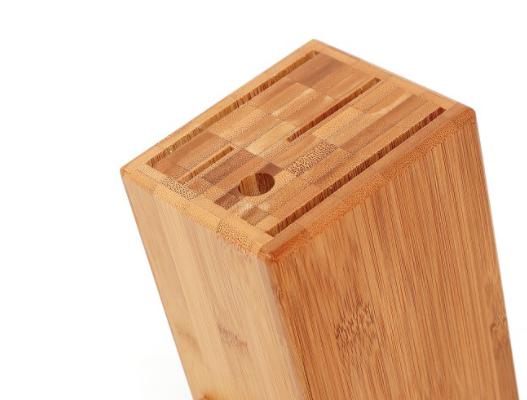 Bambu, paling cocok untuk pisau dapur