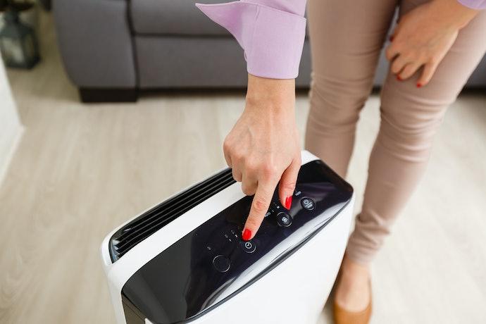 Timer membantu Anda menjadwalkan penggunaan humidifier