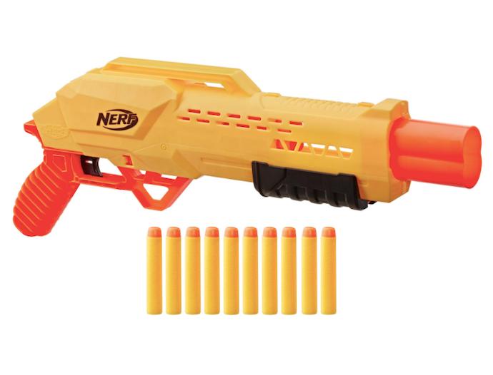 Nerf Alpha Strike, harganya ramah di kantong