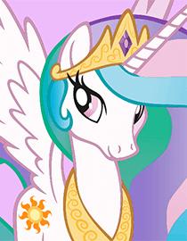 Princess Celestia: Pemimpin para poni yang dicintai sekaligus disegani
