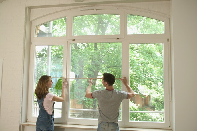 Ketahui ukuran panjang dan lebar jendela atau pintu rumah Anda
