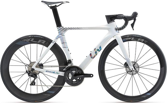 Untuk seri wanita, coba lihat sepeda merek Liv