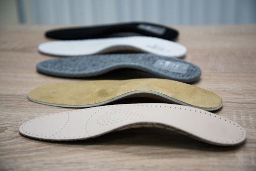 Insole, memastikan kenyamanan bagian dalam sepatu