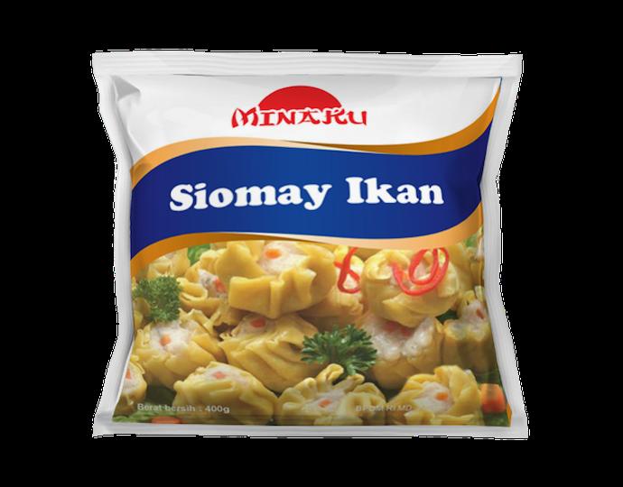 Siomay seafood: Lebih lembut dan kenyal