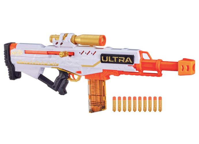 Nerf Ultra, tembak musuh dari kejauhan
