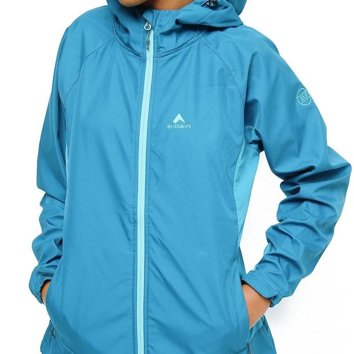 Windproof jacket, melindungi tubuh dari paparan angin dengan maksimal