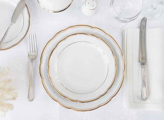 Table size, partner terbaik untuk course meal