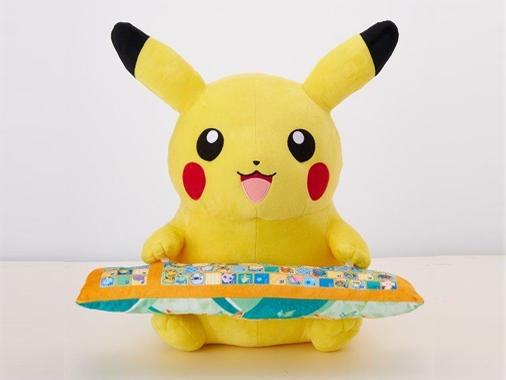 Pokemon, rumah karakter lucu seperti si biru air Squirtle dan si kuning Pikachu