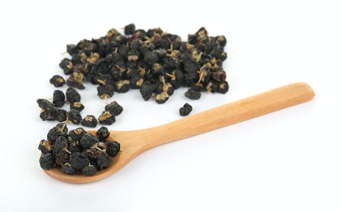 Goji berry hitam: Tinggi antioksidan untuk menangkal radikal bebas