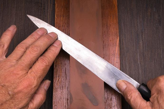 Cara merawat pisau jepang agar awet dan tahan lama