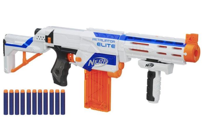 Nerf Elite, lakukan modifikasi senjata sesuka hati