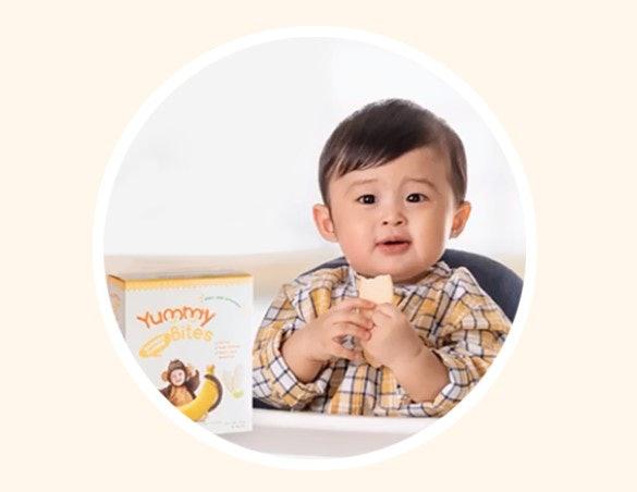 Pilih produk sesuai dengan usia bayi