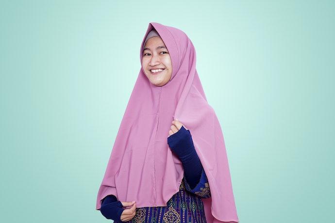 Mengenal hijab instan dan  keunggulannya