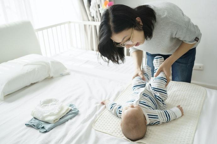 Pastikan bahan perlak aman untuk bayi