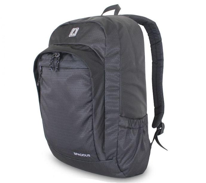 Backpack, nyaman digunakan setiap hari