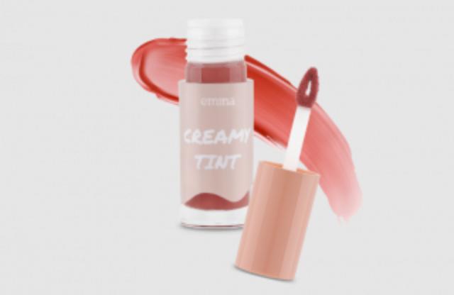 Cream: Pigmentasi warnanya lebih kuat