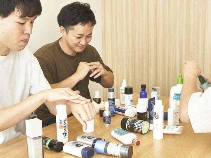 Review produk face emulsion terpopuler untuk pria