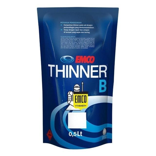 Thinner nitrocellulose: Lebih cepat kering