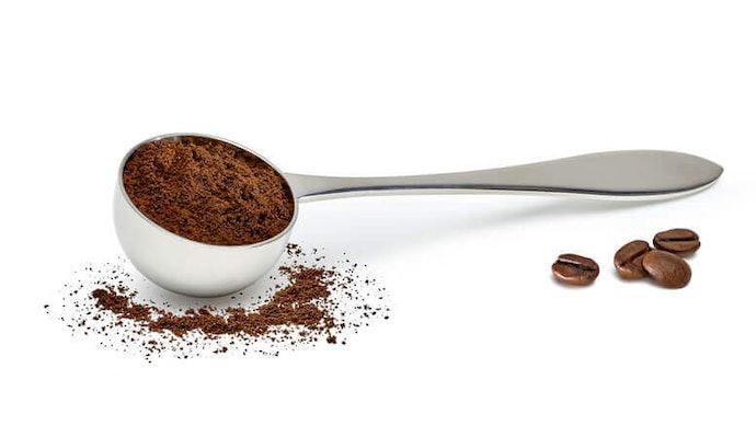 Gunakan air panas 10 ml untuk 1 gram kopi