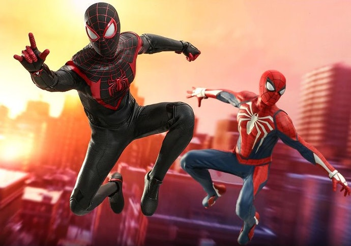 Miles Morales: Tampil di Into the Spider-Verse dan game PS4