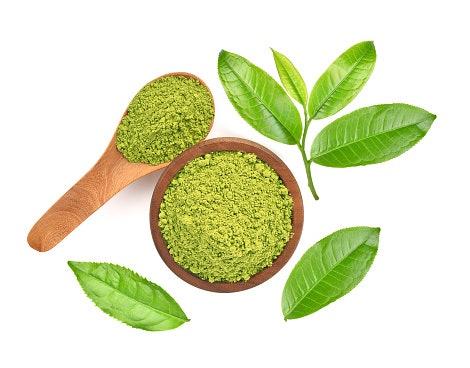 Ekstrak teh hijau, merangsang pertumbuhan rambut