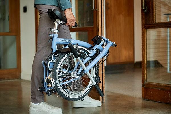 Keunggulan sepeda lipat Brompton