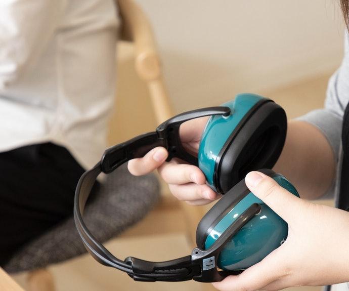 Efek insulasi suara lebih optimal dengan earplug