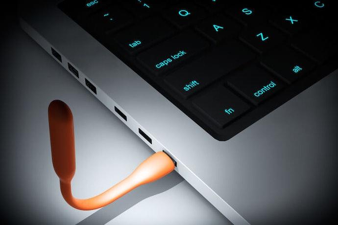 Pilih lampu sesuai dengan output power USB port