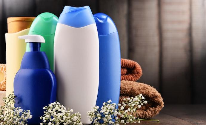 Pertimbangkan produk dengan keratin