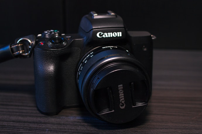 Sejarah singkat kamera Canon