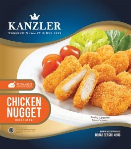 Chicken nugget: Mudah diolah dan kids-friendly