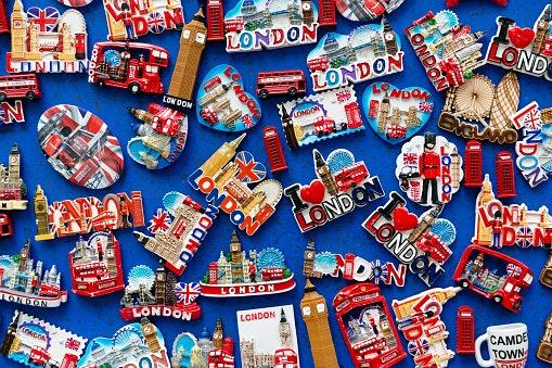 Magnet suvenir luar negeri, cocok untuk Anda yang hobi traveling